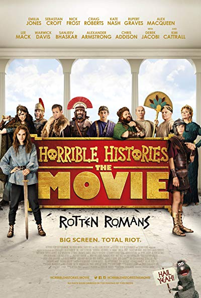 Horrible Histories The Movie Rotten Romans 2019 1080p BluRay DTS x264-AMIABLE