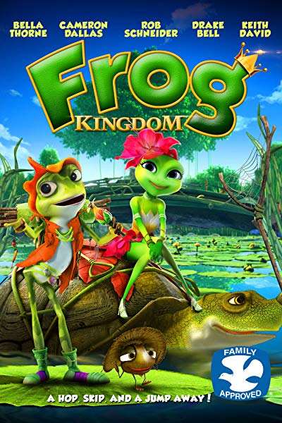 Frog Kingdom 2013 1080p BluRay DTS x264-iLLUSiON