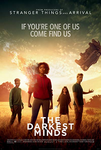 The Darkest Minds 2018 2160p UHD BluRay REMUX HDR HEVC Atmos-EPSiLON