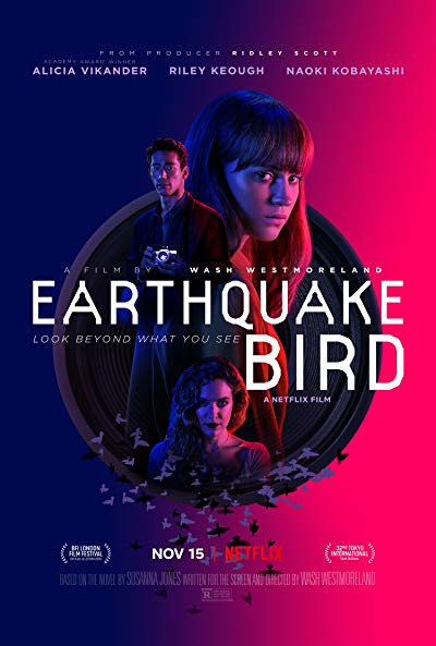 Earthquake Bird 2019 1080p WEB-DL DDP5 1 Atmos DD5.1 H264-CMRG