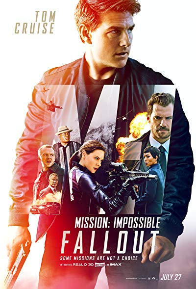 Mission Impossible Fallout 2018 BluRay 1080p DD5.1 x264 Atmos TrueHD 7.1-HDChina