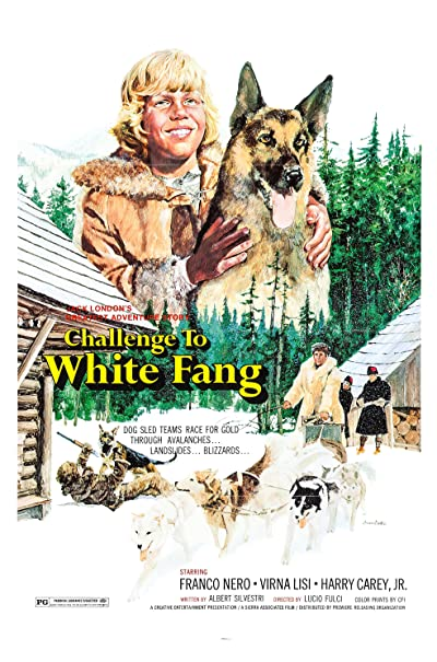 Challenge to White Fang 1974 DUBBED 1080p BluRay DTS x264-GUACAMOLE