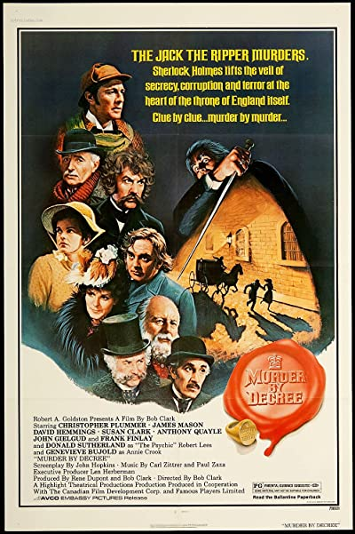 Murder By Decree 1979 720p BluRay FLAC x264-RedBlade