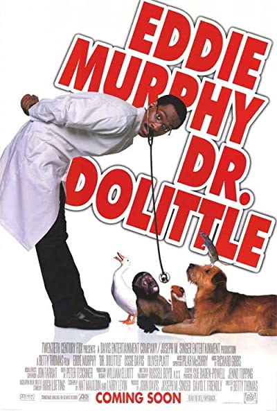 Dr Dolittle 1998 1080p BluRay DTS x264-DON