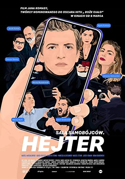 The Hater 2020 1080p BluRay DTS-HD MA 5.1 x264-SPRiNTER