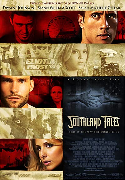 Southland Tales 2006 1080p BluRay DD5.1 x264-SECTOR7
