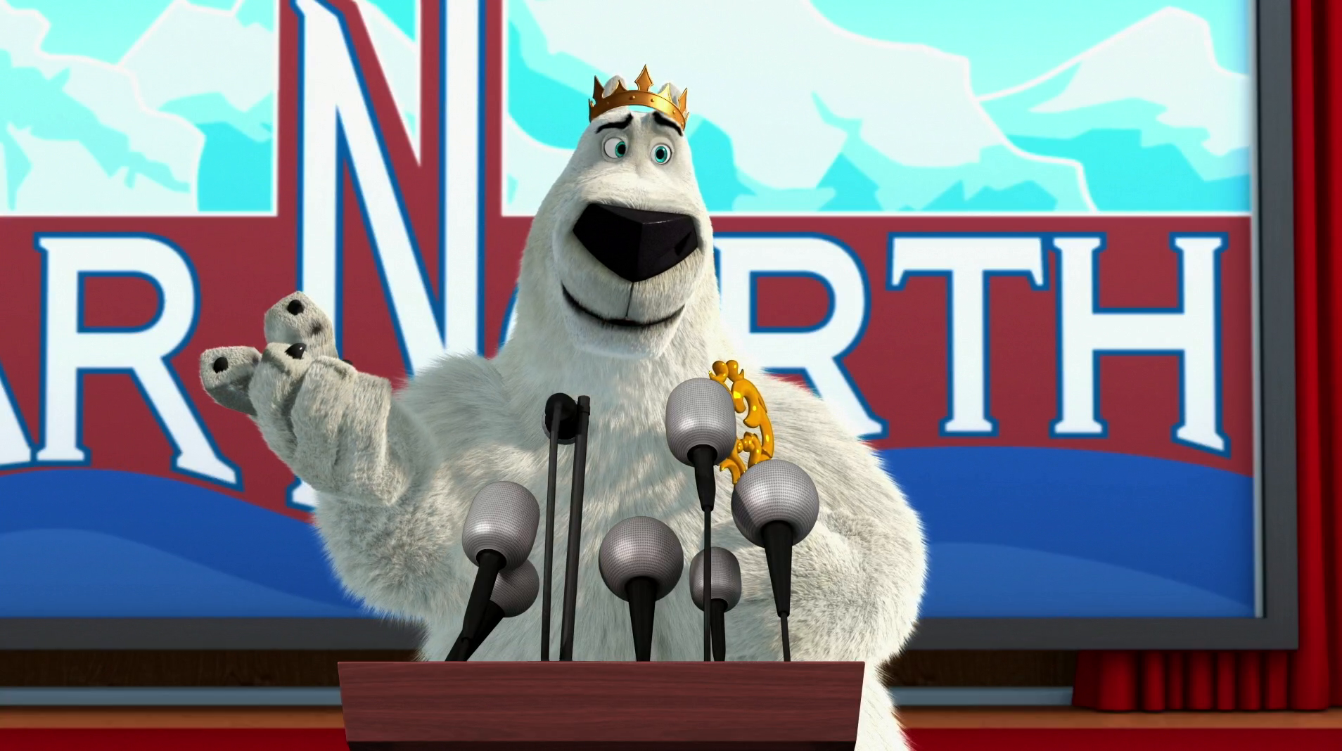 Norm of the North 2 Keys to the Kin 2019 1080p WEB-DL DD5.1 H264-EVO
