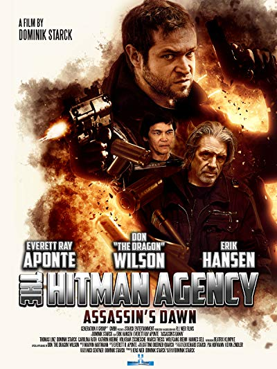 The Hitman Agency 2018 AMZN 1080p WEB-DL DD2.0 H264-CMRG
