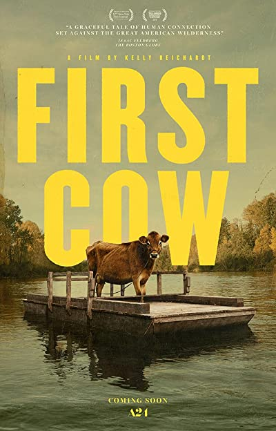 First Cow 2019 1080p BluRay DTS-HD MA 5.1 x264-NiFTY
