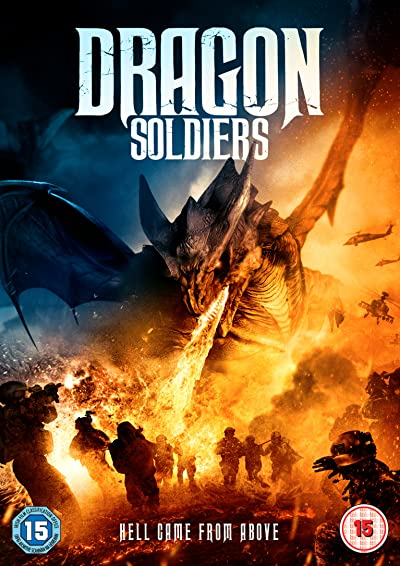 Dragon Soldiers 2020 720p BluRay DD5.1 x264-GETiT