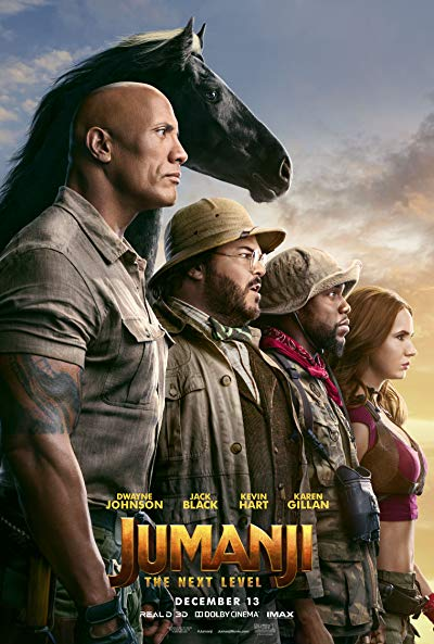 Jumanji The Next Level 2019 2160p UHD BluRay REMUX HDR HEVC DTS-X-EPSiLON