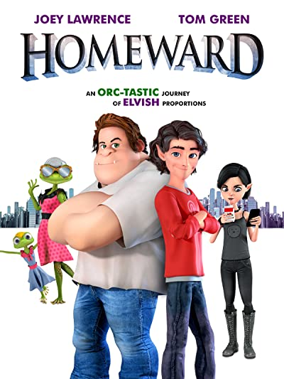 Homeward 2020 720p BluRay DTS x264-GETiT