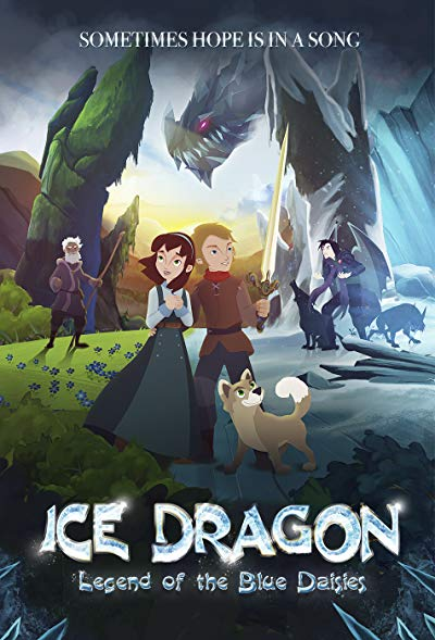 Ice Dragon Legend Of The Blue Daisies 2018 1080p BluRay DTS x264-GETiT