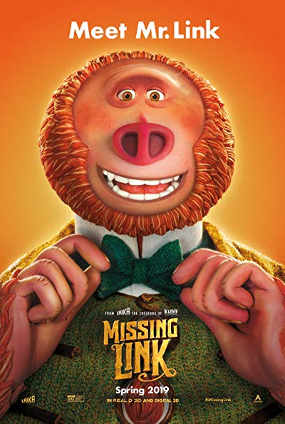 Missing Link 2019 BluRay REMUX 1080p AVC Atmos-EPSiLON