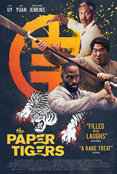 The Paper Tigers 2020 1080p WEB-DL DDP5.1 H264-RUMOUR