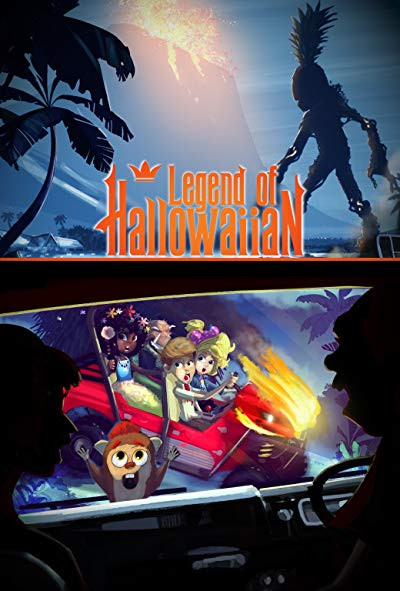 The Legend of Hallowaiian 2018 1080p WEB-DL DD5.1 H264-EVO