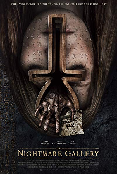 The Nightmare Gallery 2018 1080p WEB-DL DD5.1 H264-EVO
