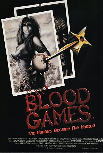 Blood Games 1990 1080p BluRay FLAC x264-CREEPSHOW