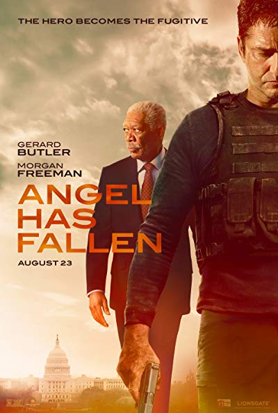 Angel Has Fallen 2019 1080p WEB-DL DD5.1 H264-EVO