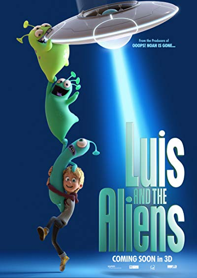 Luis and the Aliens 2018 BluRay REMUX 1080p AVC DTS-HD MA 5.1 - KRaLiMaRKo