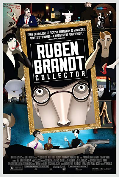 Ruben Brandt, Collector 2018 1080p BluRay DD5.1 x264-SbR