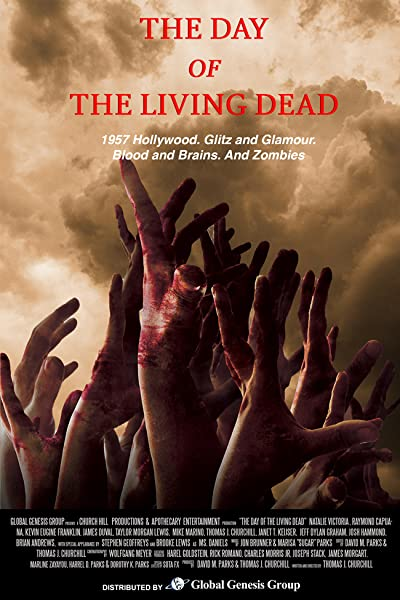 The Day of the Living Dead 2020 AMZN 1080p WEB-DL DDP5.1 H264-EVO