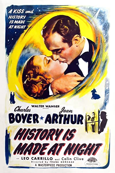 History Is Made at Night 1937 1080p BluRay FLAC1.0 x264-SaL