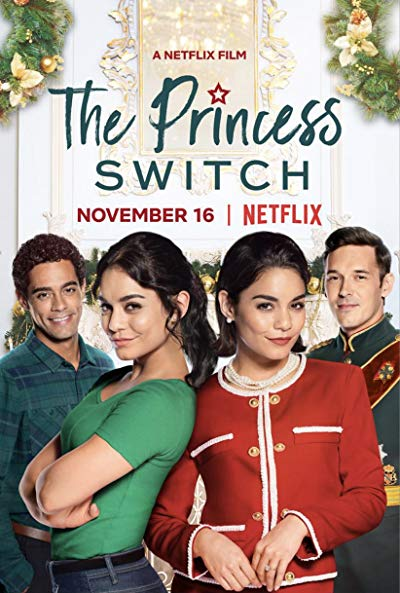 The Princess Switch 2018 1080p NF WEB-DL DD5.1 H264-CMRG