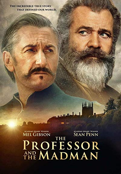 The Professor and the Madman 2019 1080p BluRay DTS x264-BRMP