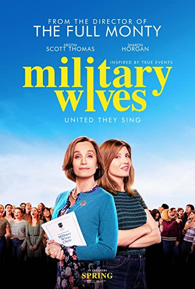 Military Wives 2019 720p BluRay DD5.1 x264-AMIABLE