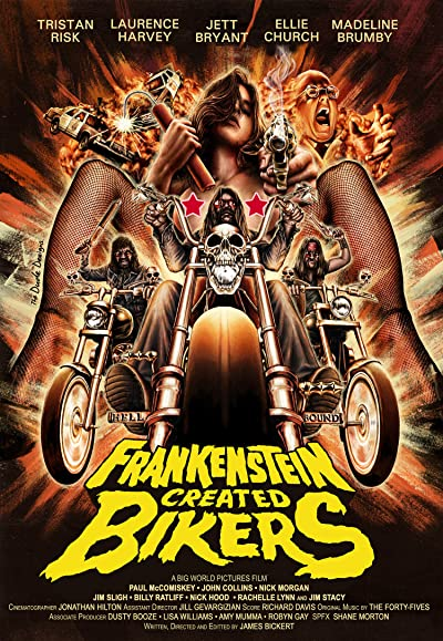 Frankenstein Created Bikers 2016 1080p BluRay MPEG-2 DTS-HD MA 2.0 - KRaLiMaRKo