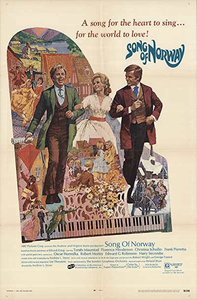 Song Of Norway 1970 BluRay REMUX 1080p AVC DTS-HD MA 5.1 - KRaLiMaRKo