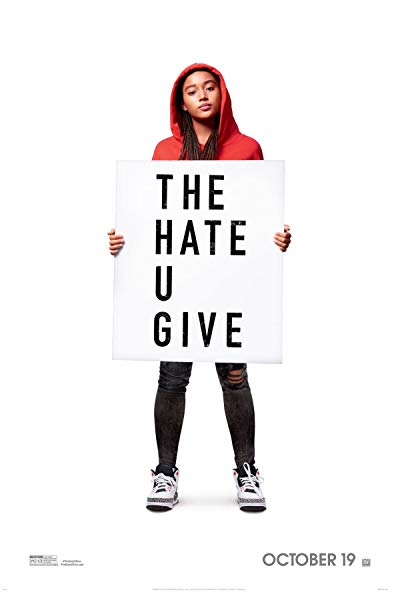 The Hate U Give 2018 720p BluRay DTS x264-BLOW