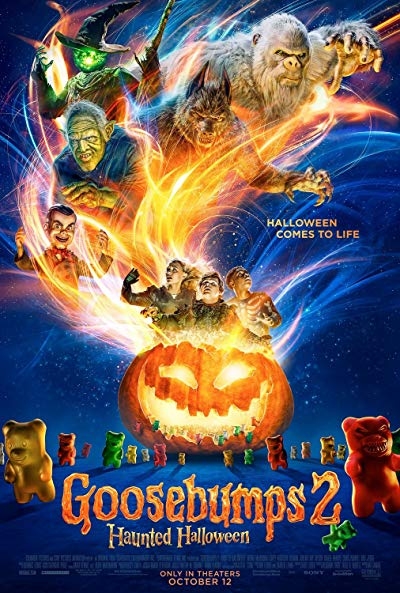 Goosebumps 2 Haunted Halloween 2018 1080p BluRay DTS x264-GECKOS