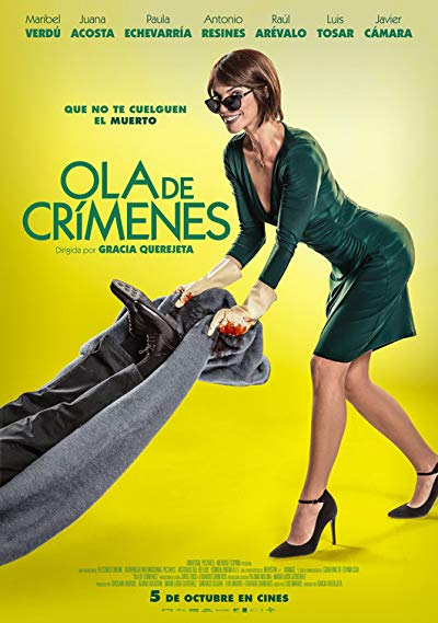 Wave of Crimes 2018 BluRay REMUX 1080p AVC DTS-HD MA 5.1-EPSiLON