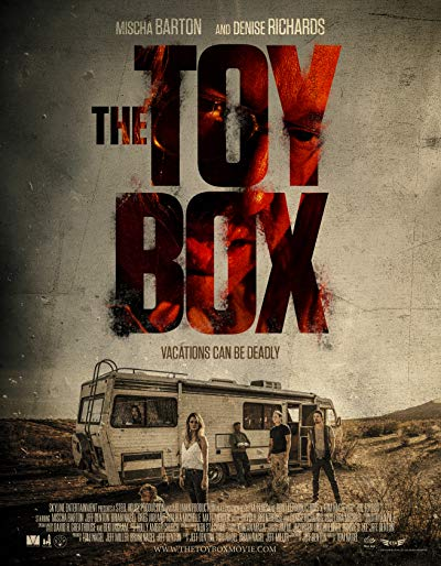 The Toybox 2018 BluRay REMUX 1080p AVC DTS-HD MA 5.1-EPSiLON