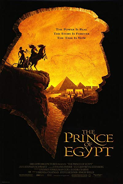 The Prince of Egypt 1998 1080p BluRay DTS x264-AMIABLE