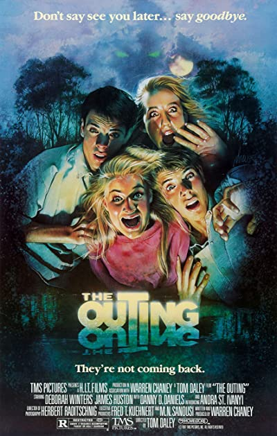 The Outing 1987 BluRay REMUX 1080p AVC FLAC2.0 - KRaLiMaRKo