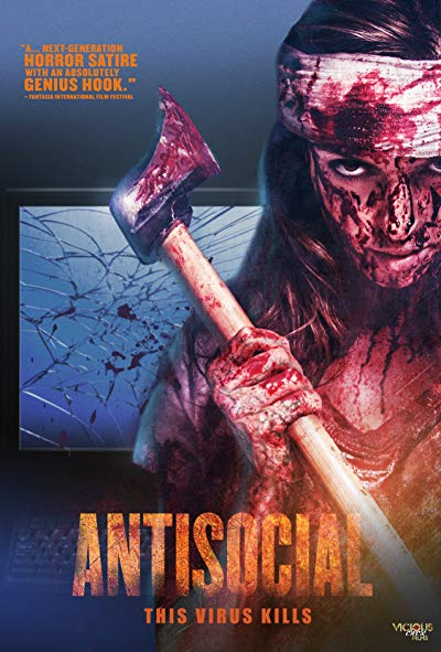 Antisocial 2013 BluRay REMUX 1080p AVC DTS-HD MA 5.1 - KRaLiMaRKo