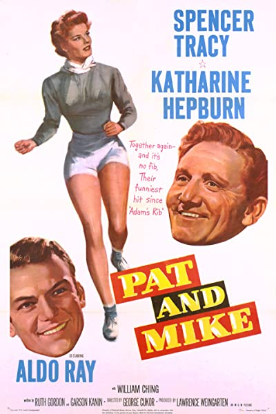 Pat and Mike 1952 720p BluRay FLAC x264-ORBS