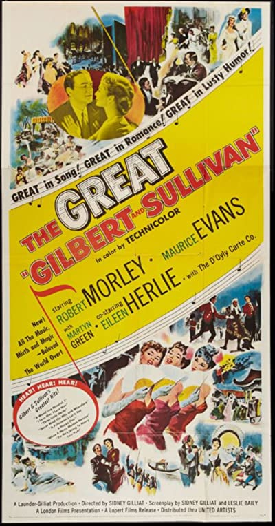 The Story of Gilbert and Sullivan 1953 1080p BluRay FLAC x264-ORBS