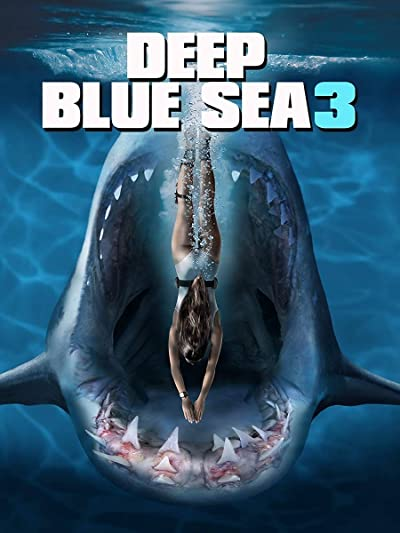 Deep Blue Sea 3 2020 1080p BluRay DD5.1 x264-CtrlHD