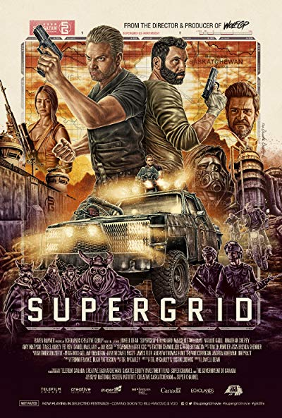 Supergrid Road To Death 2018 1080p BluRay DTS x264-GETiT