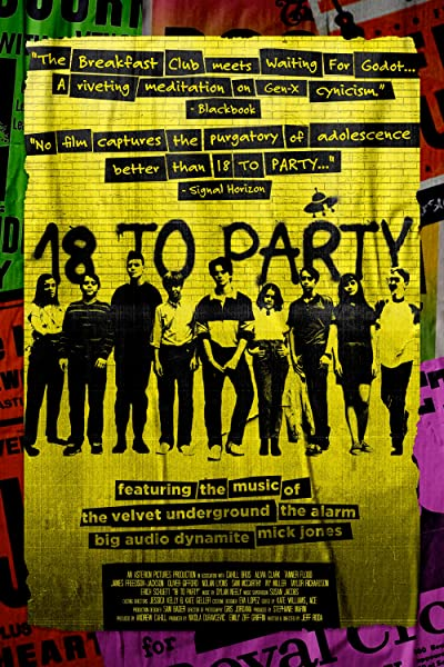 18 to Party 2020 1080p WEB-DL DD5.1 H264-EVO