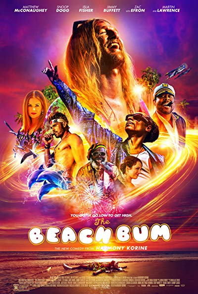 The Beach Bum 2019 1080p BluRay DTS x264-DRONES