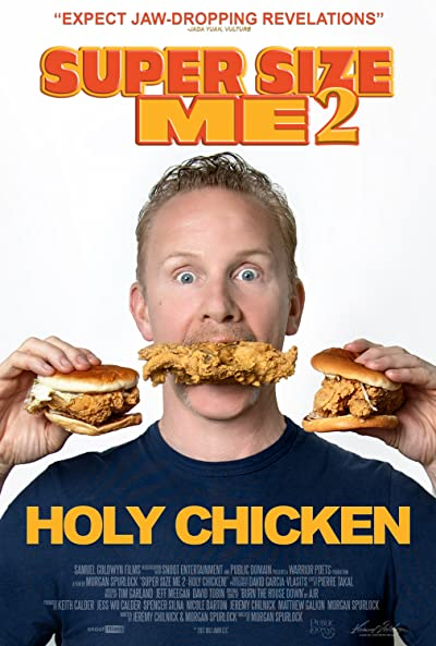 Super Size Me 2 - Holy Chicken 2019 AMZN 1080p WEB-DL DDP5.1 M-Subs -24xHD