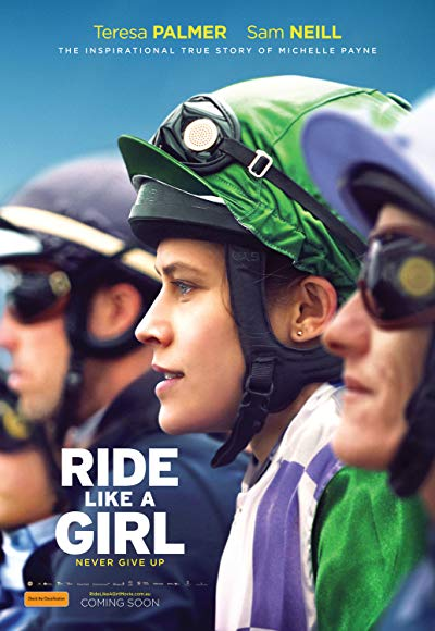 Ride Like A Girl 2019 720p BluRay DTS x264-PFa
