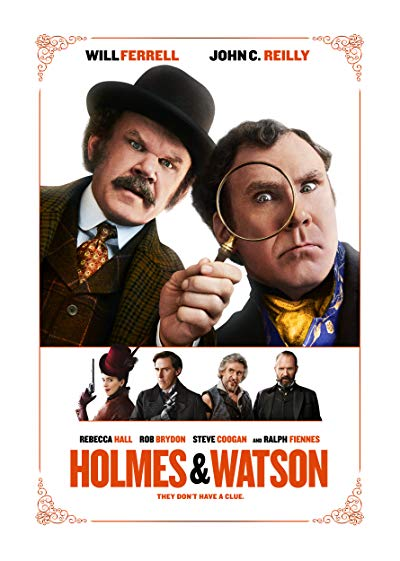 Holmes and Watson 2018 1080p BluRay DD5.1 x264-iFT