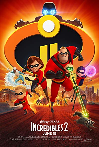Incredibles 2 2018 2160p UHD BluRay REMUX HDR HEVC Atmos - KRaLiMaRKo