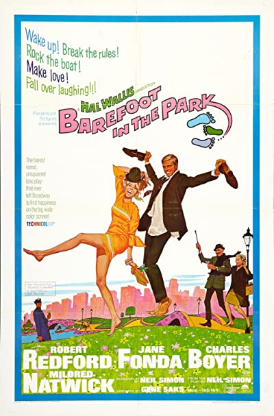 Barefoot in the Park 1967 PROPER 720p BluRay FLAC x264-USURY